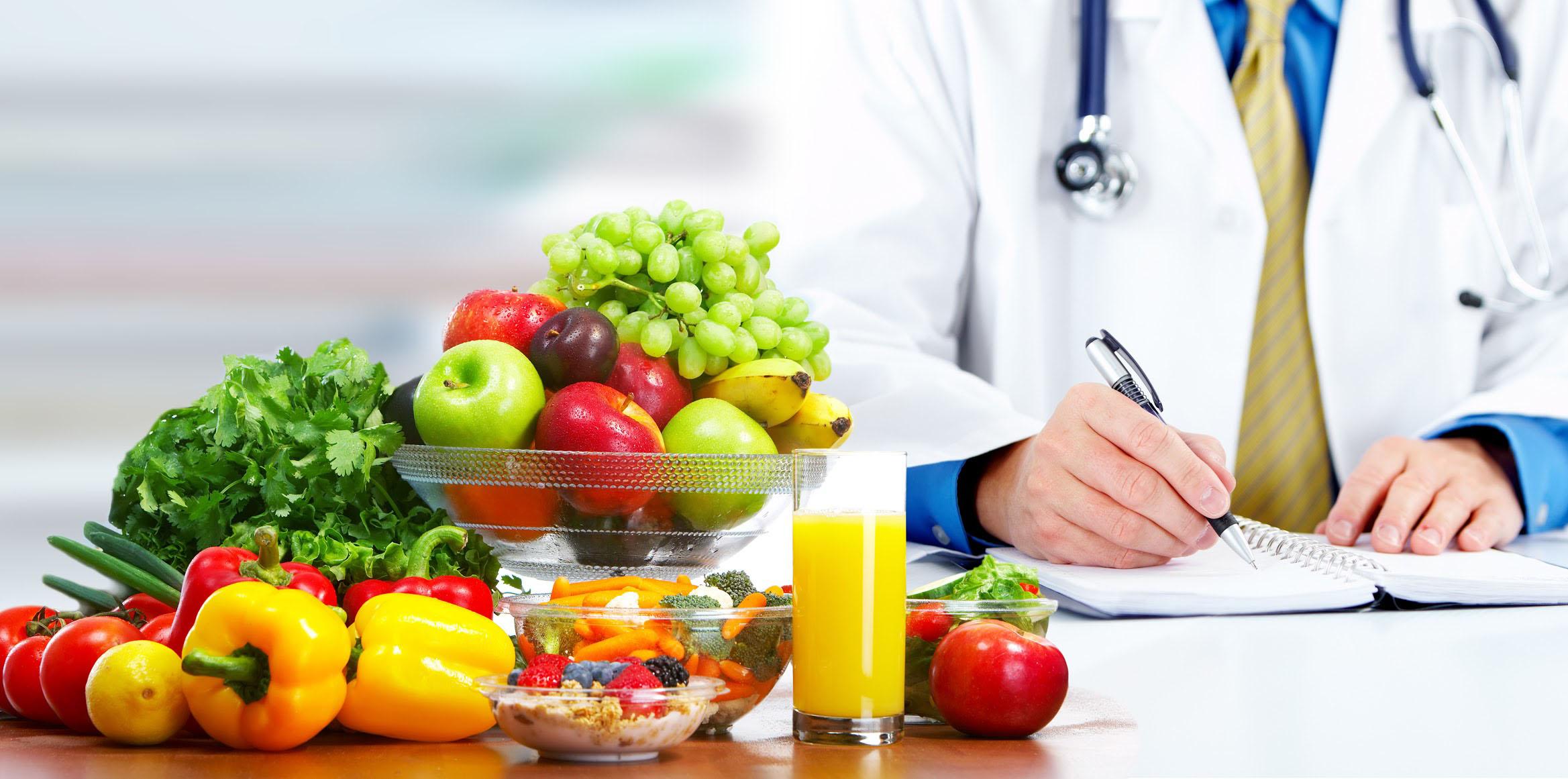 Visita al nutriologo