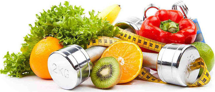 comida-saludable-y-ejercicio